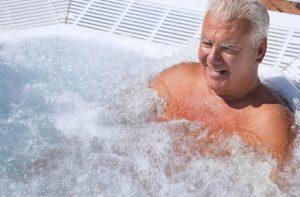 bagno caldo prostatite