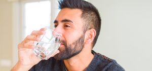 bere acqua prostata