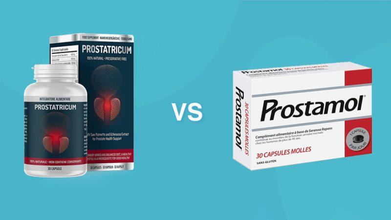 prostatricum o prostamol quale scegliere