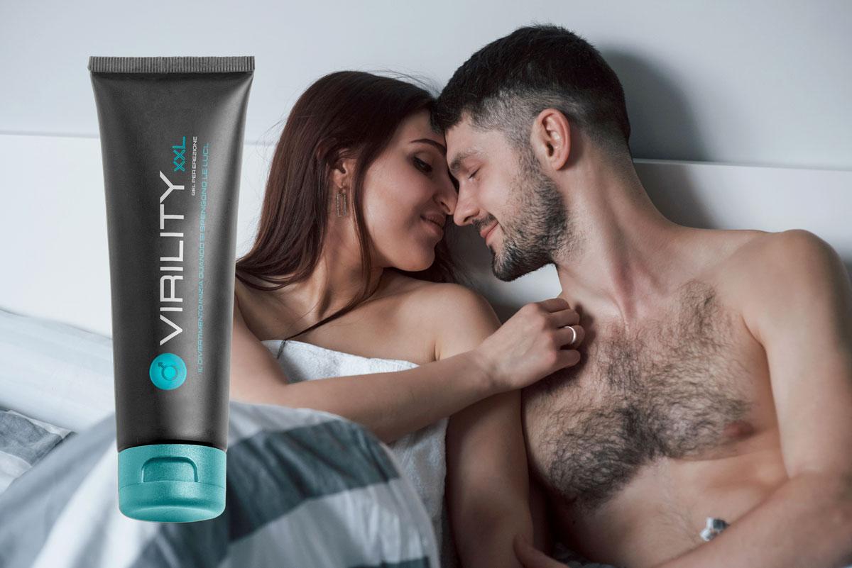Virility XXL GEL funziona veramente? Prezzo e Opinioni di chi lo usa